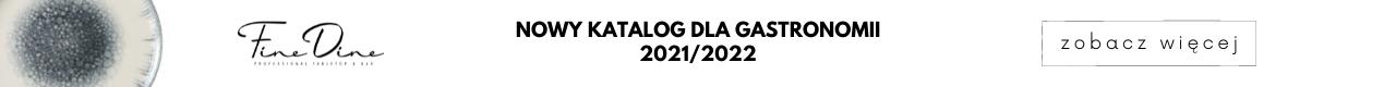 nowy katalog 20212022 fine dine hurtownia dla gastronomii